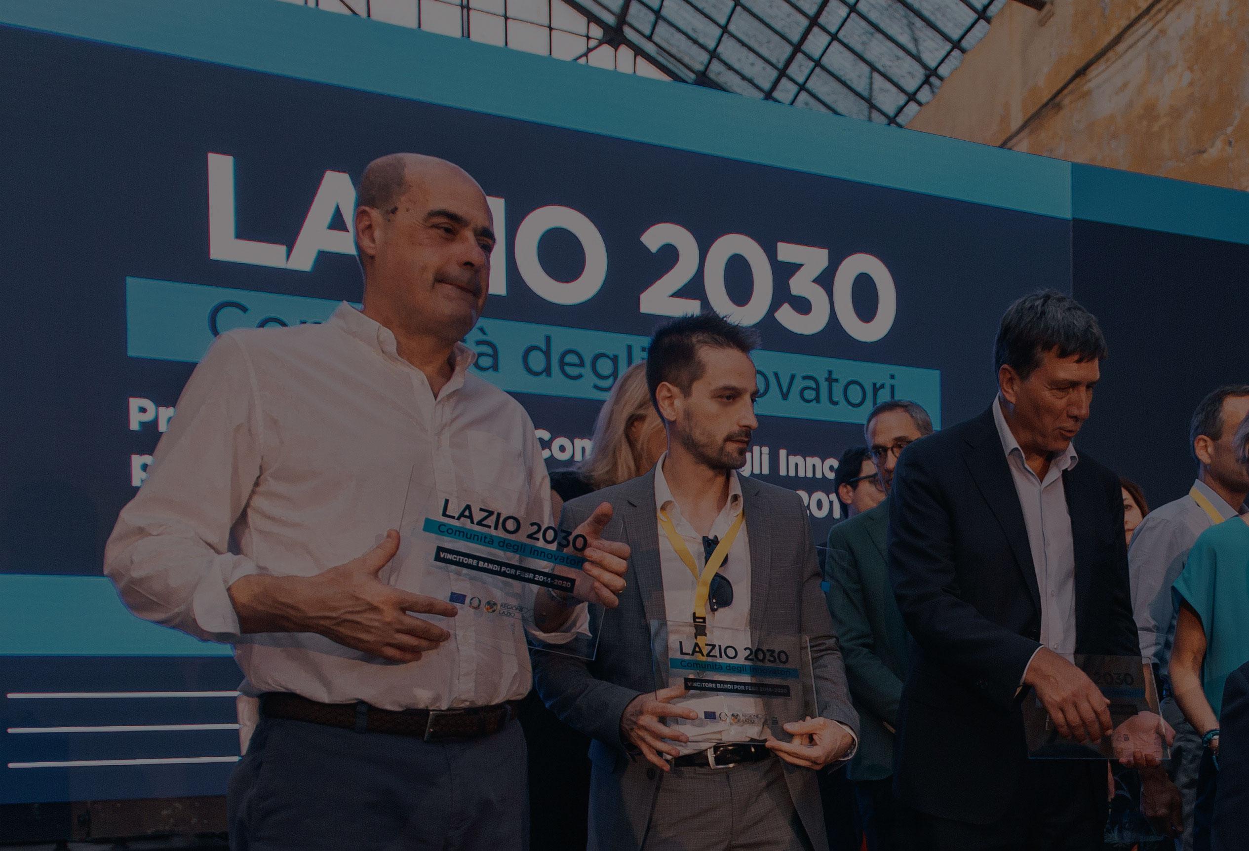 """Sogetel premiata tra le imprese vincitrici del Bando """"Beni Culturali e Turismo""""."""