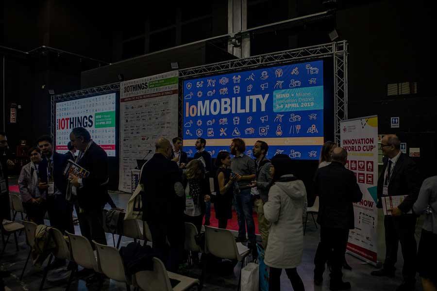 Siamo tra le imprese finaliste per IoMOBILITY AWARDS 2019